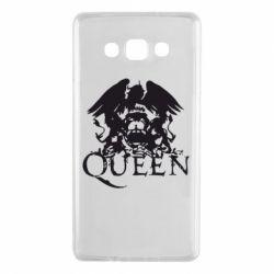 Чехол для Samsung A7 2015 Queen