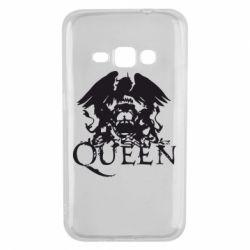 Чохол для Samsung J1 2016 Queen