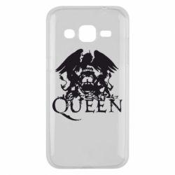 Чехол для Samsung J2 2015 Queen