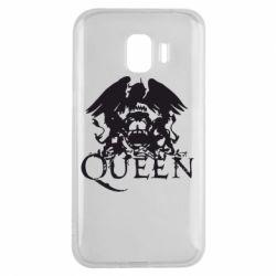 Чехол для Samsung J2 2018 Queen