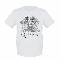 Детская футболка Queen