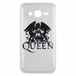 Чехол для Samsung J5 2015 Queen