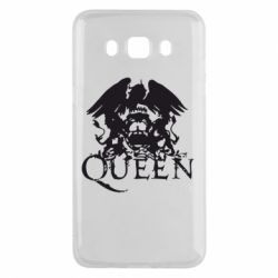 Чехол для Samsung J5 2016 Queen