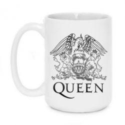 Кружка 420ml Queen