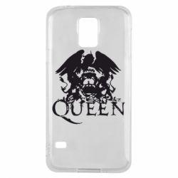 Чехол для Samsung S5 Queen