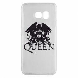 Чехол для Samsung S6 EDGE Queen