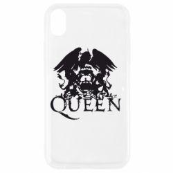Чехол для iPhone XR Queen