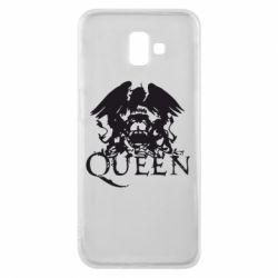 Чехол для Samsung J6 Plus 2018 Queen