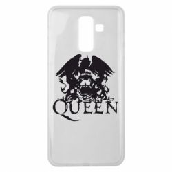 Чехол для Samsung J8 2018 Queen