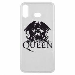 Чехол для Samsung A6s Queen
