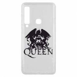 Чехол для Samsung A9 2018 Queen