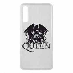 Чехол для Samsung A7 2018 Queen