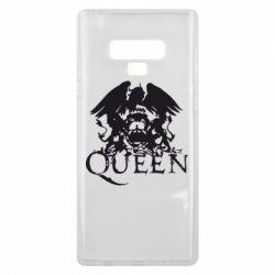 Чохол для Samsung Note 9 Queen