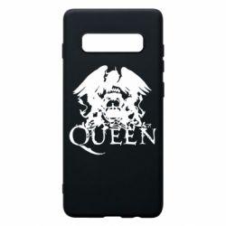 Чехол для Samsung S10+ Queen