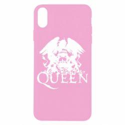 Чохол для iPhone X/Xs Queen