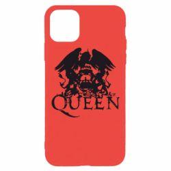 Чехол для iPhone 11 Pro Queen