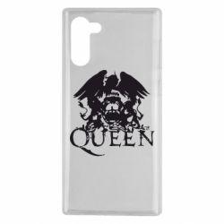 Чехол для Samsung Note 10 Queen