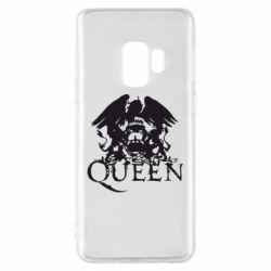 Чехол для Samsung S9 Queen