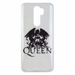 Чехол для Xiaomi Redmi Note 8 Pro Queen