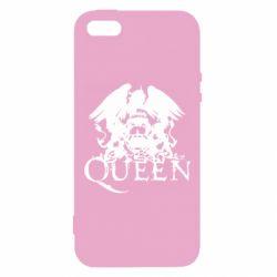 Чехол для iPhone5/5S/SE Queen