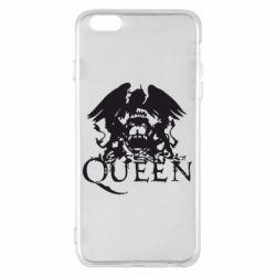 Чехол для iPhone 6 Plus/6S Plus Queen