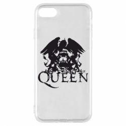 Чехол для iPhone 8 Queen