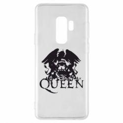 Чехол для Samsung S9+ Queen