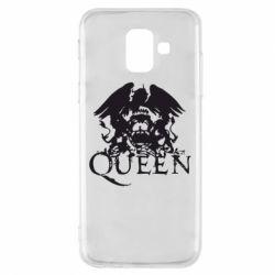 Чохол для Samsung A6 2018 Queen