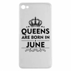 Чехол для Meizu U20 Queens are born in June - FatLine
