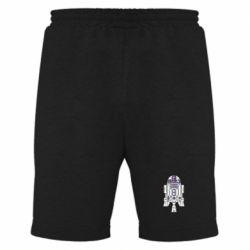 Мужские шорты R2D2 - FatLine