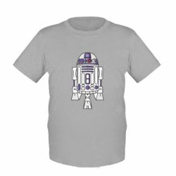 Детская футболка R2D2 - FatLine