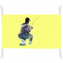 Прапор Рибалка на коліні