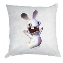 Подушка Rabbids invasion. Person 12