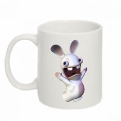Кружка 320ml Rabbids invasion. Person 12