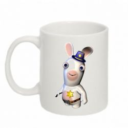 Кружка 320ml Rabbids invasion. Person 9