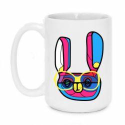Кружка 420ml Rabbit Art
