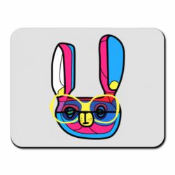 Коврик для мыши Rabbit Art, FatLine  - купить со скидкой
