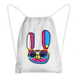 Рюкзак-мішок Rabbit Art