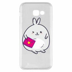 Чохол для Samsung A5 2017 Rabbit with a letter