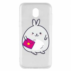 Чохол для Samsung J5 2017 Rabbit with a letter