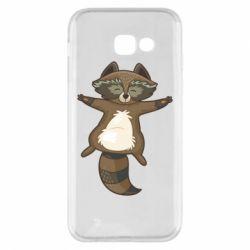 Чохол для Samsung A5 2017 Raccoon