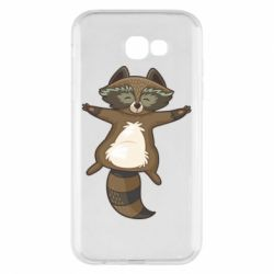 Чохол для Samsung A7 2017 Raccoon