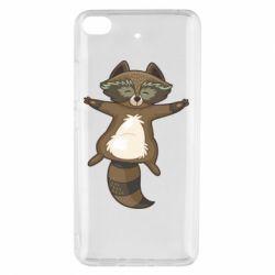 Чохол для Xiaomi Mi 5s Raccoon