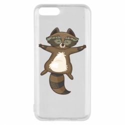 Чехол для Xiaomi Mi6 Raccoon