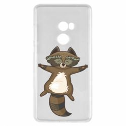 Чехол для Xiaomi Mi Mix 2 Raccoon