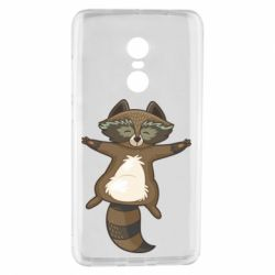 Чехол для Xiaomi Redmi Note 4 Raccoon