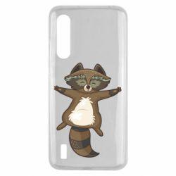 Чохол для Xiaomi Mi9 Lite Raccoon