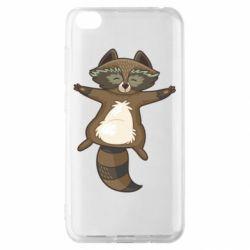 Чохол для Xiaomi Redmi Go Raccoon