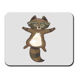 Килимок для миші Raccoon