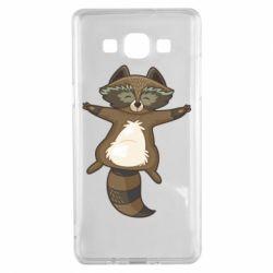 Чохол для Samsung A5 2015 Raccoon